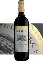 Botella Vallarcal Roble